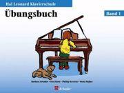 Hal Leonard Klavierschule Übungsbuch 01