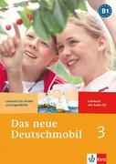 Das neue Deutschmobil 3. Lehrbuch mit Audio-CD