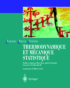 Thermodynamique et mécanique statistique