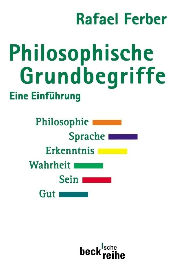 Philosophische Grundbegriffe 1 als Taschenbuch