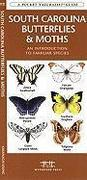 South Carolina Butterflies & Moths: A Folding Pocket Guide to Familiar Species