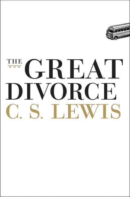 The Great Divorce als Buch (gebunden)