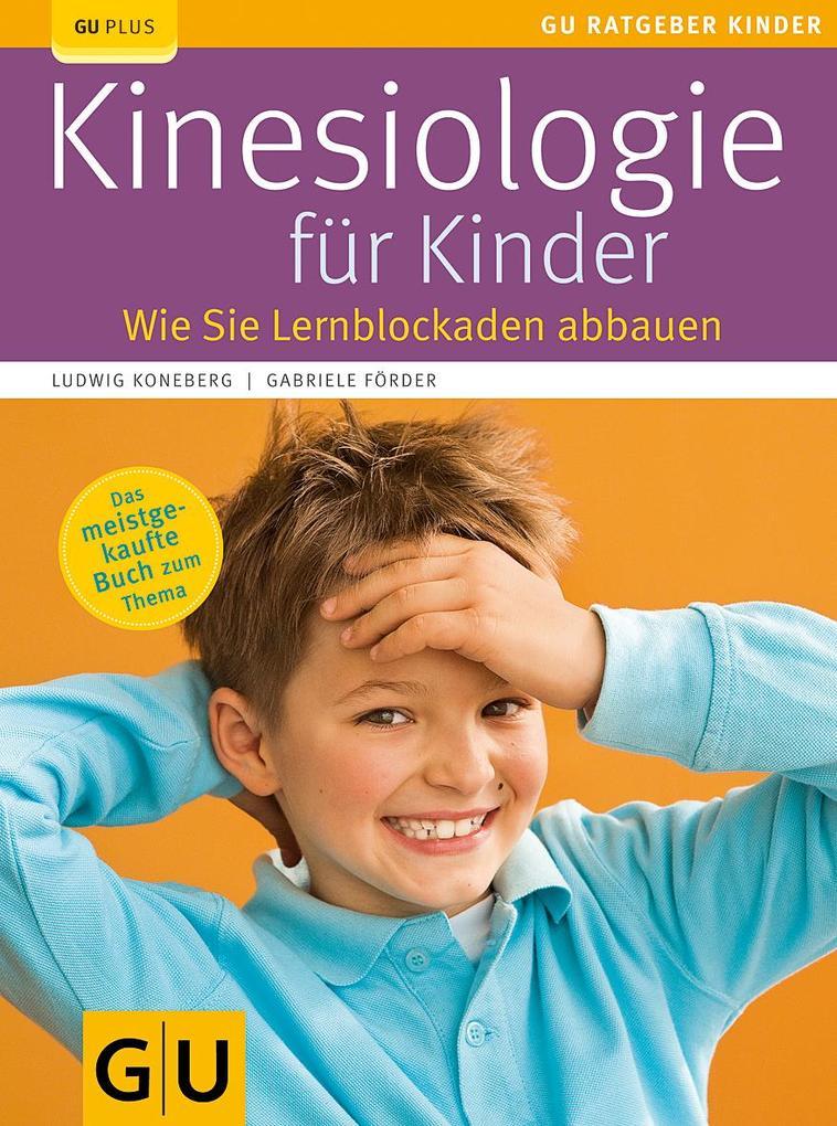Kinesiologie für Kinder als Buch (kartoniert)