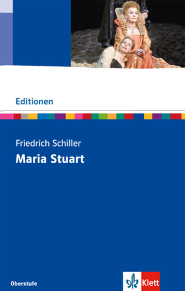 Maria Stuart als Buch (kartoniert)