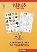 KIKUS-Materialien. Arbeitsblätter Bildkärtchen