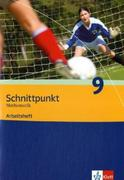 Schnittpunkt Mathematik 9. Schuljahr. Ausgabe Berlin, Brandenburg, Mecklenburg-Vorpommern u. Sachsen-Anhalt. Mathematik für Realschulen