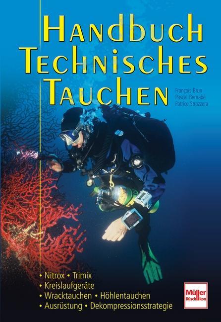 Handbuch Technisches Tauchen als Buch (gebunden)