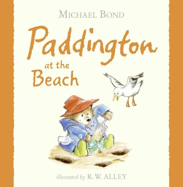 Paddington at the Beach als Buch (gebunden)