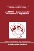 geoENV III - Geostatistics for Environmental Applications