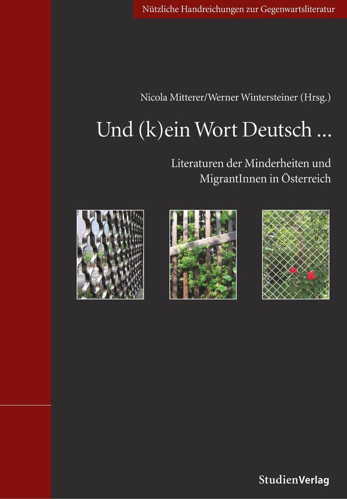 Und (k)ein Wort Deutsch... als Buch (kartoniert)