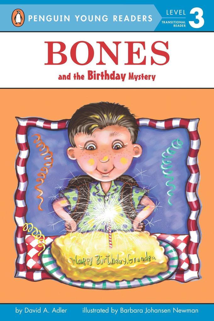 Bones and the Birthday Mystery als Taschenbuch