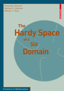 The Hardy Space of a Slit Domain