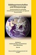 Städtepartnerschaften und Klimavorsorge