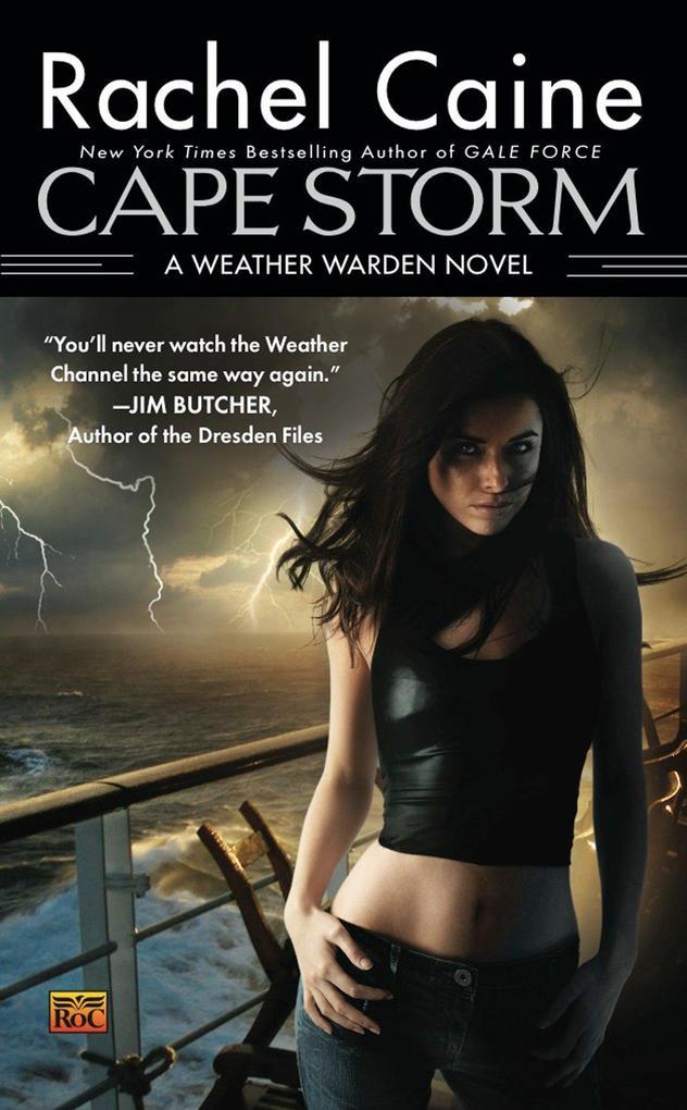 Cape Storm als Taschenbuch