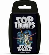 Star Wars IV-VI Top Trumps