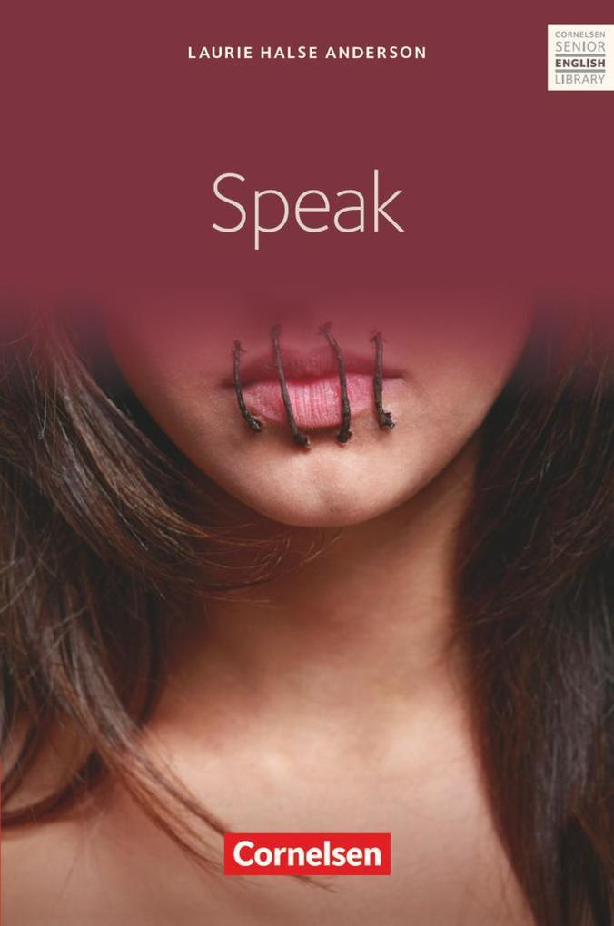 Speak als Buch (kartoniert)