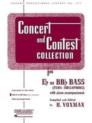 Concert and Contest Collection for Bass/Tuba (B.C.): Solo Book Only