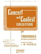 Concert and Contest Collection for Trombone: Solo Book Only