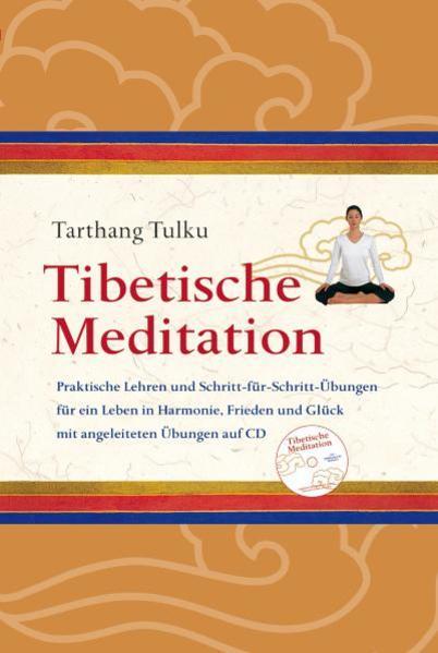 Tibetische Meditation als Buch (kartoniert)