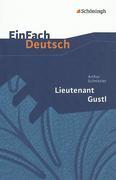 Lieutenant Gustl. EinFach Deutsch Textausgaben