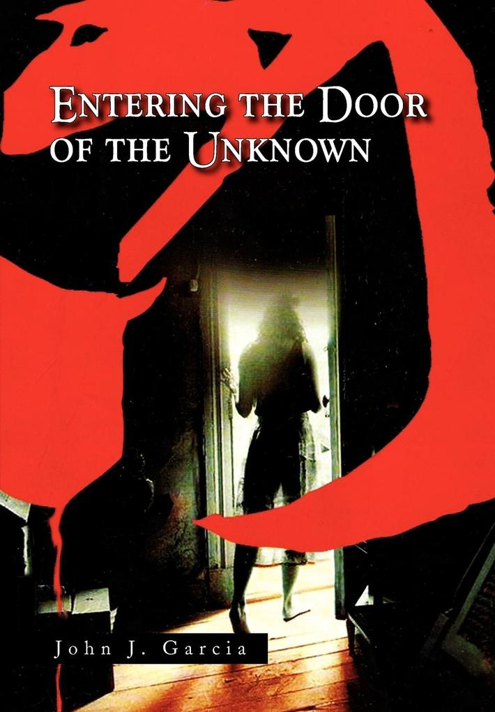 Entering the Door of the Unknown als Buch (gebunden)