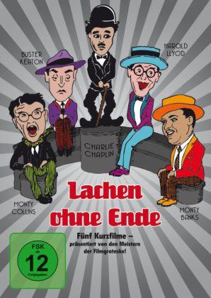 Lachen ohne Ende als DVD