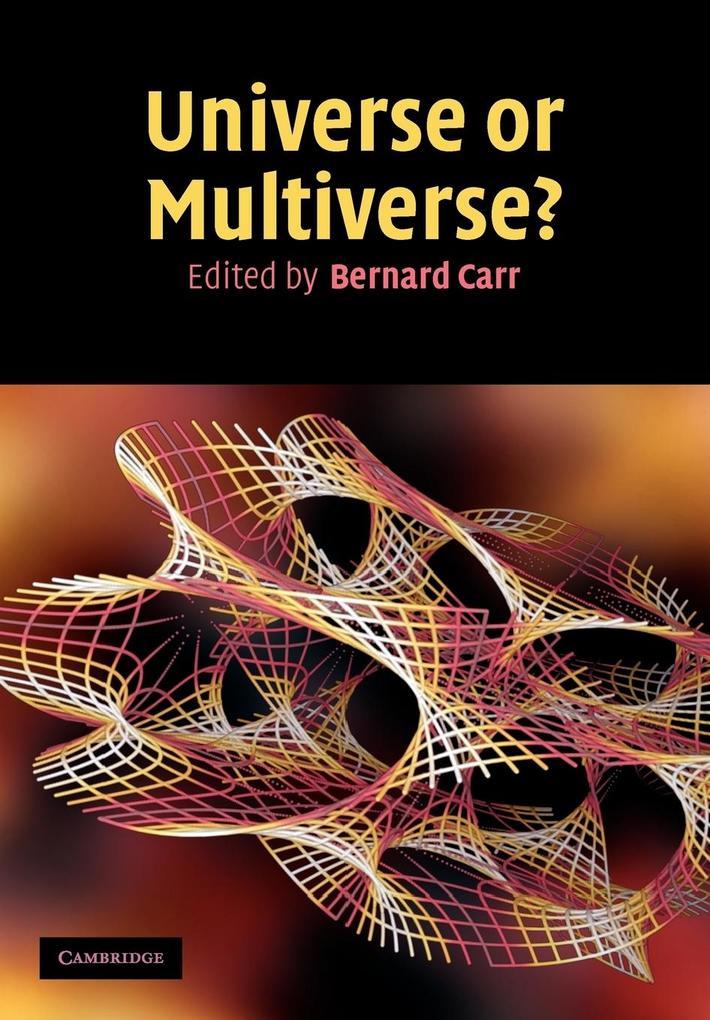Universe or Multiverse? als Buch (kartoniert)