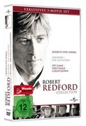 Robert Redford Collection, 3 DVDs