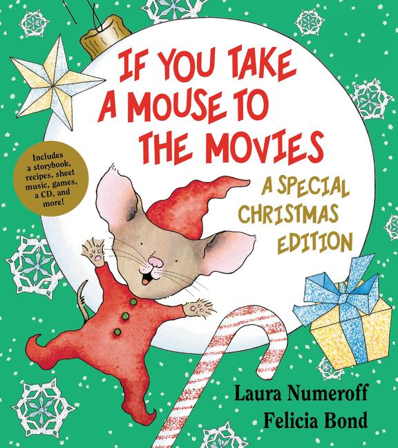 If You Take a Mouse to the Movies: A Special Christmas Edition [With CD (Audio)] als Buch (gebunden)