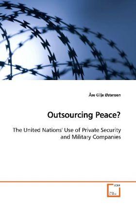 Outsourcing Peace? als Buch (kartoniert)
