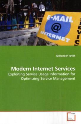 Modern Internet Services als Buch (kartoniert)