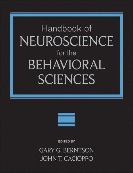 Handbook of Neuroscience for the Behavioral Sciences als Buch (gebunden)
