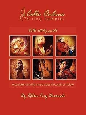 Cello Online String Sampler Study Guide als Taschenbuch