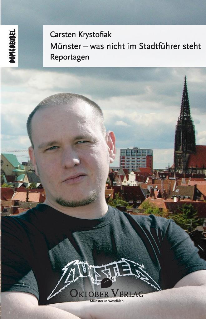 Münster - was nicht im Stadtführer steht als Buch (gebunden)