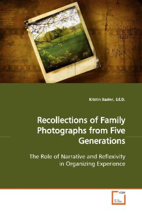 Recollections of Family Photographs from FiveGenerations als Buch (gebunden)