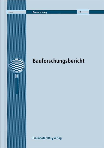 Korrosionsverhalten der Bewehrung im Bereich von Rissen bei Verwendung hochfester Betone in den Expositionsklassen XD1 und XD3 unter Praxisbedingungen. Abschlussbericht. als Buch (gebunden)