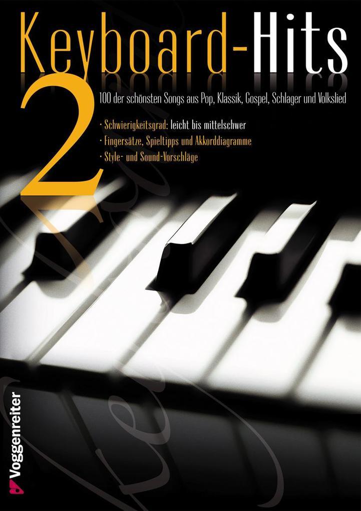 Keyboard Hits 2 als Buch (kartoniert)
