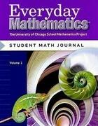 Everyday Mathematics, Grade 6, Student Math Journal 1