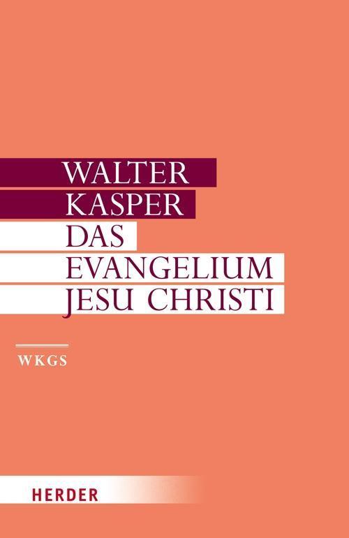 Das Evangelium Jesu Christi als Buch (gebunden)