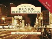 Houston in the 1920s and 1930s