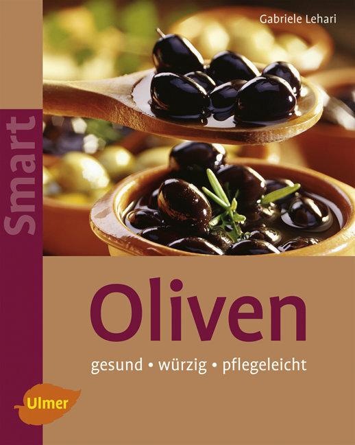 Oliven als Buch (kartoniert)