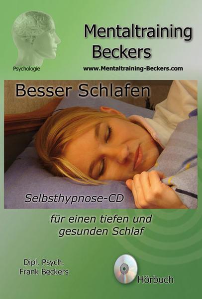 Besser Schlafen als Hörbuch CD