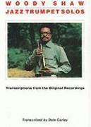 Woody Shaw - Jazz Trumpet Solos als Taschenbuch