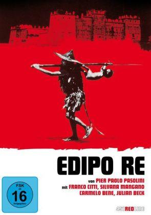 Edipo Re-König Oedipus (Red als DVD