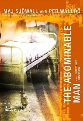 The Abominable Man als Hörbuch CD