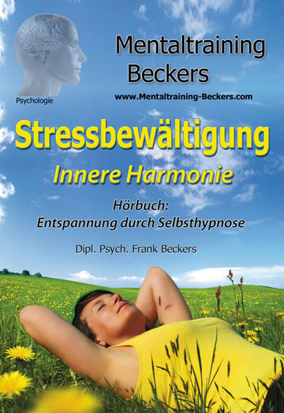 Stressbewältigung als Hörbuch CD