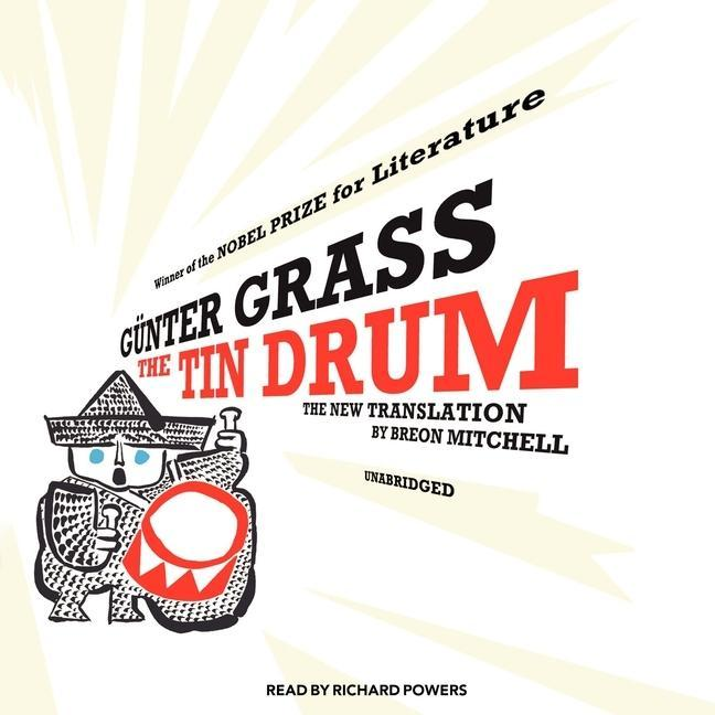 The Tin Drum: A New Translation als Hörbuch CD