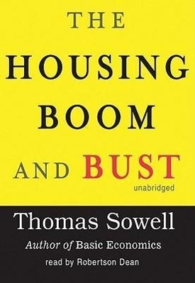 The Housing Boom and Bust als Hörbuch CD