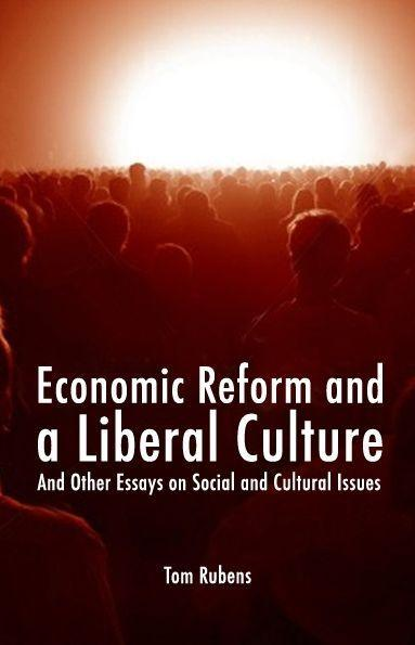 Economic Reform and a Liberal Culture als Taschenbuch