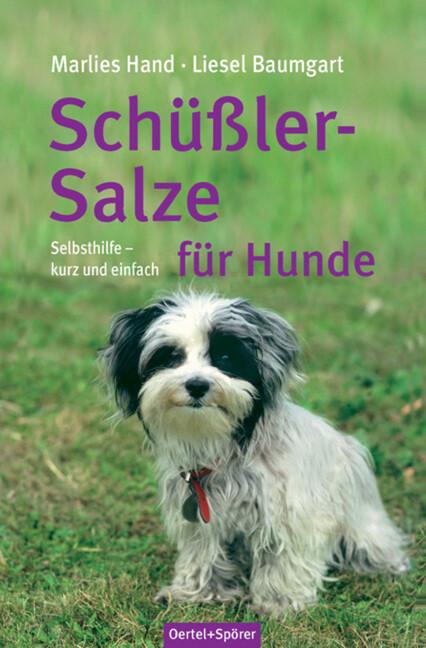 Schüßler-Salze für Hunde als Buch (kartoniert)